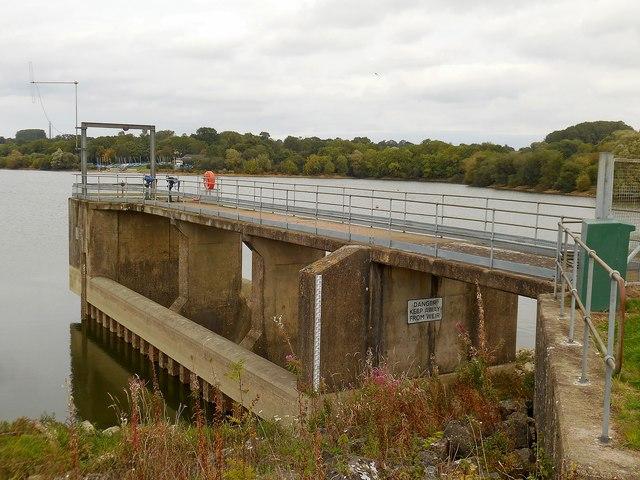 Boddington Reservoir Pumping Station