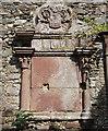 NJ7249 : Skein monument, St Congan's kirk, Turriff by Bill Harrison