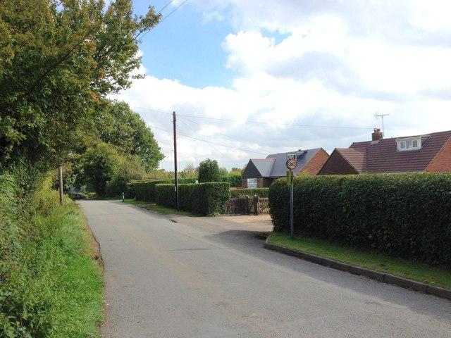 Woodcock Lane, Grafty Green