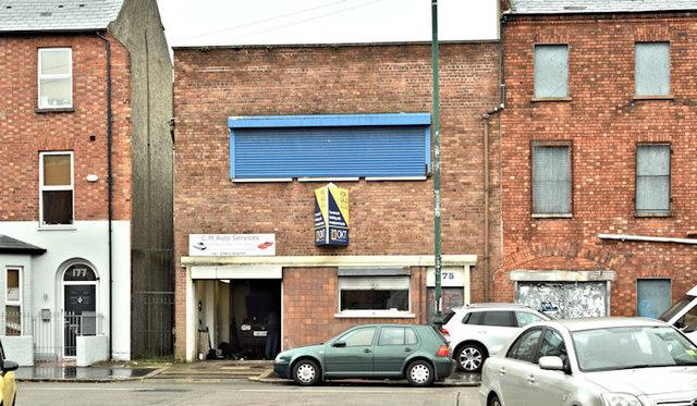 No 175 Templemore Avenue, Belfast (September 2017)