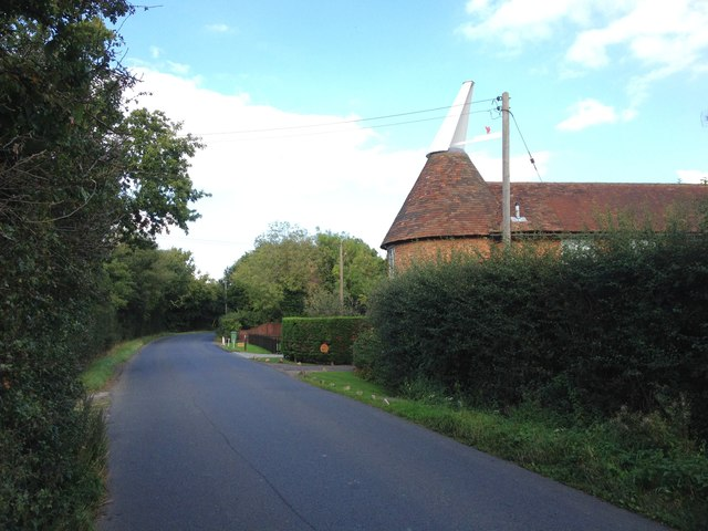 Lenham Road, near Headcorn