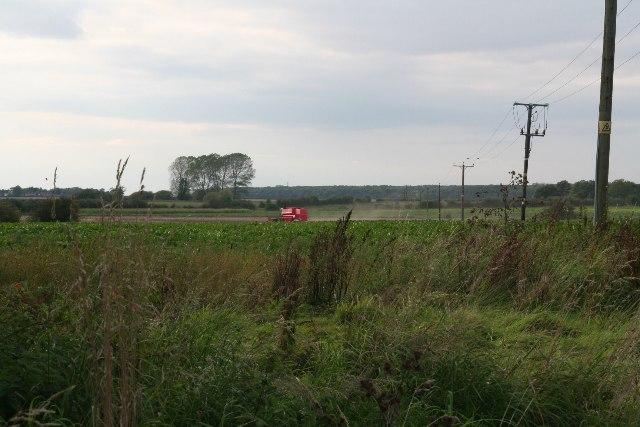 Fields off Holmes Road, Horsington Holmes