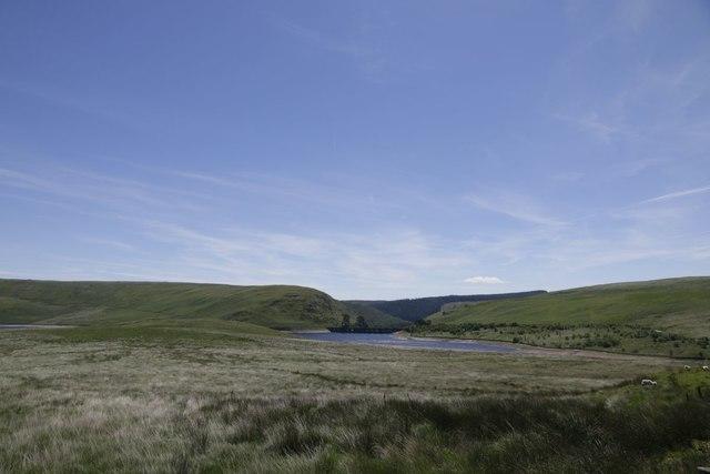 Towards the Craig Goch