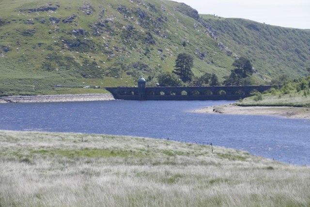 The Craig Goch Reservoir