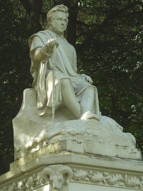 The James Hogg Monument