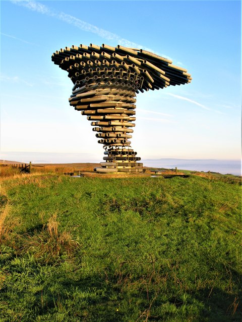 Singing Ringing Tree - A Panopticon for Burnley