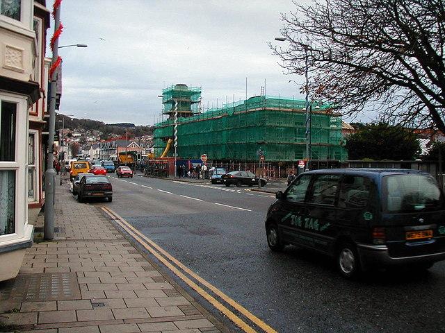Alexandra Road, Aberystwyth