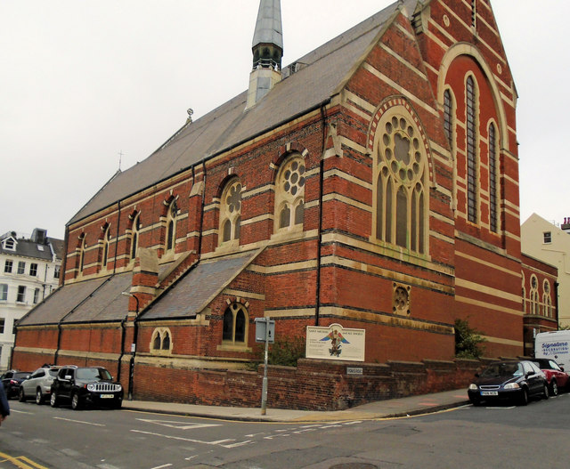 St Michael & All Angels Church, Brighton
