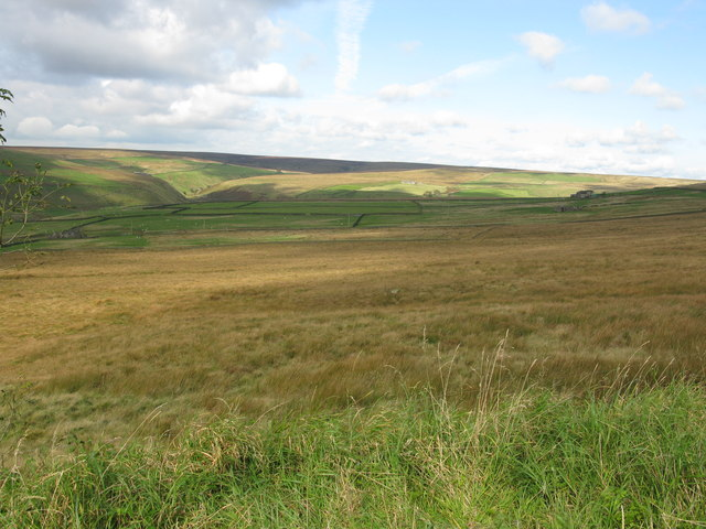 Moorland View beside the A6033