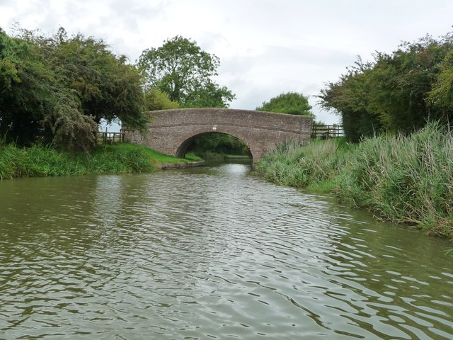 Bridge No 42, at Welford Junction