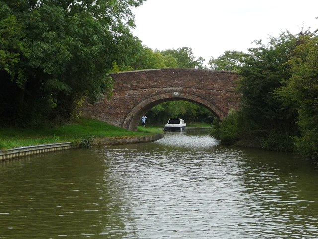 Bridge No 43, from the south