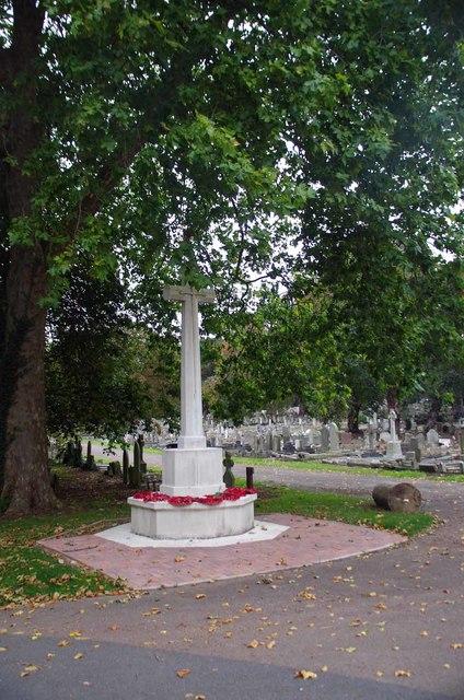 Chingford Mount War Memorial