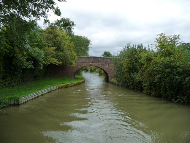 Bridge No 54, from the north-east