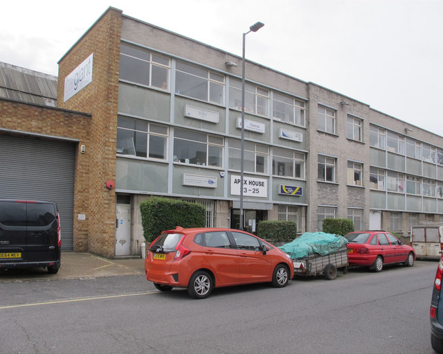 Apex House, Hythe Road Industrial Estate