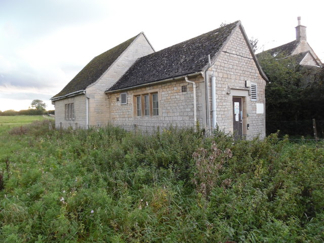 Bibury Telephone Exchange (2)