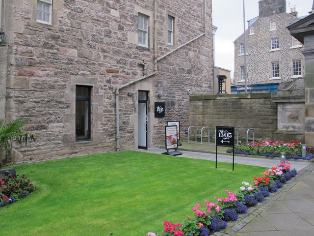 Cafe 1505, Surgeons' Quarter, Edinburgh
