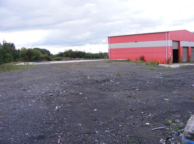 Factory Wasteland