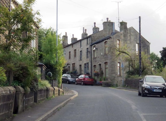 Church Street in WhitbyTrawden