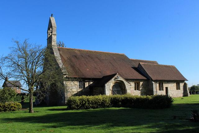 St. Helen's Church, Bilton-in-Ainsty