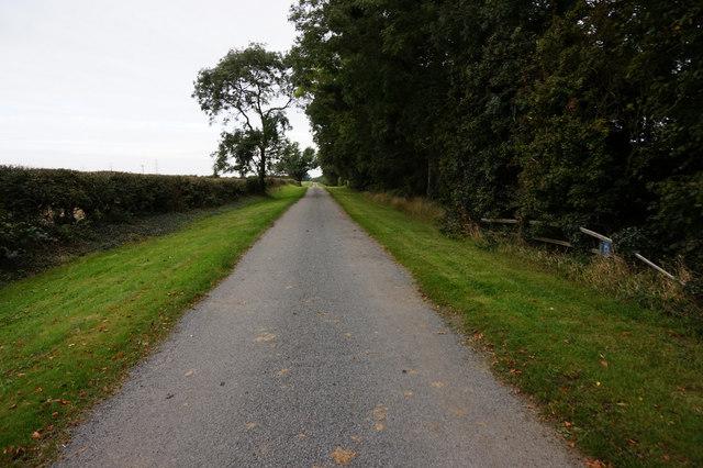 Ephams Lane towards Kiln Lane