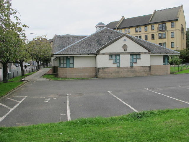 St. Leonards Medical Centre, Edinburgh