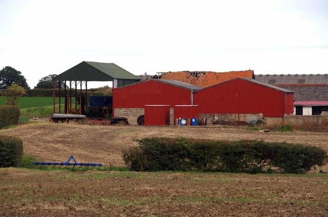 Red Barns at Park Farm