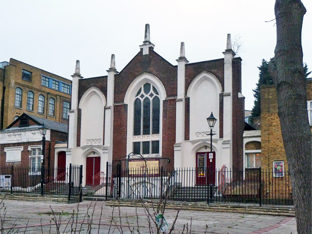 The King's Cross Baptist Church