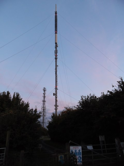 Television Transmitting Station, Beckley (3)