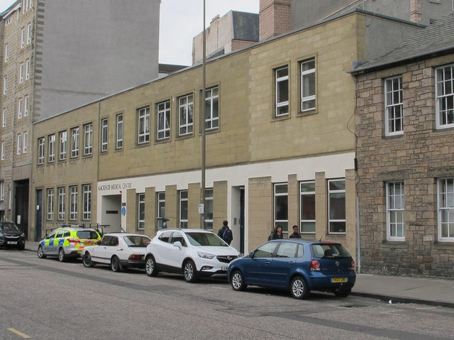 Mackenzie Medical Centre, University of Edinburgh General Practice