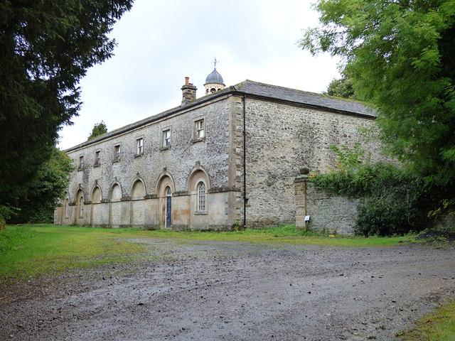 Stables of Marske Hall