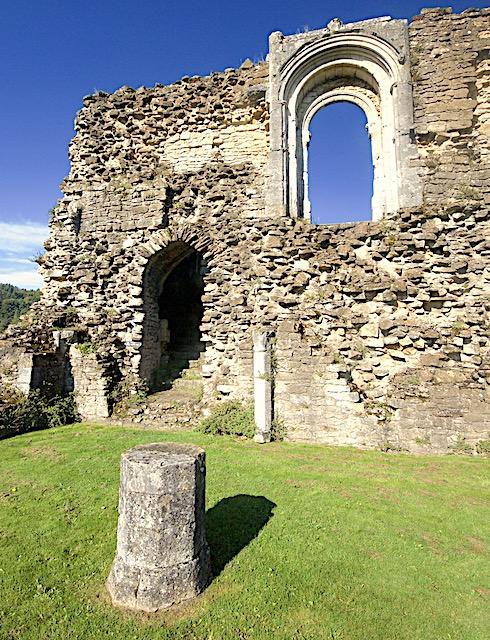 Undercroft, Kirkham Priory