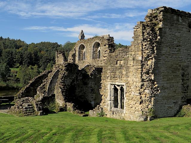 Gatehouse, Kirkham Priory