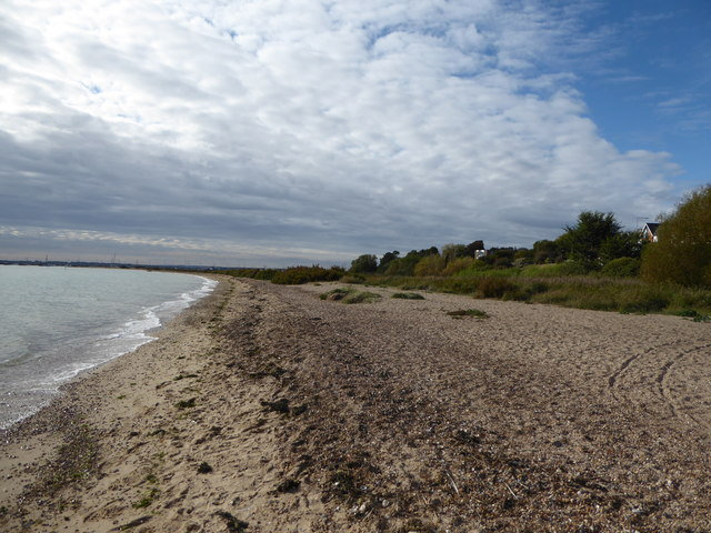 Monkey Beach, West Mersea