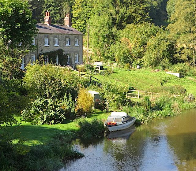 River Derwent at Kirkham