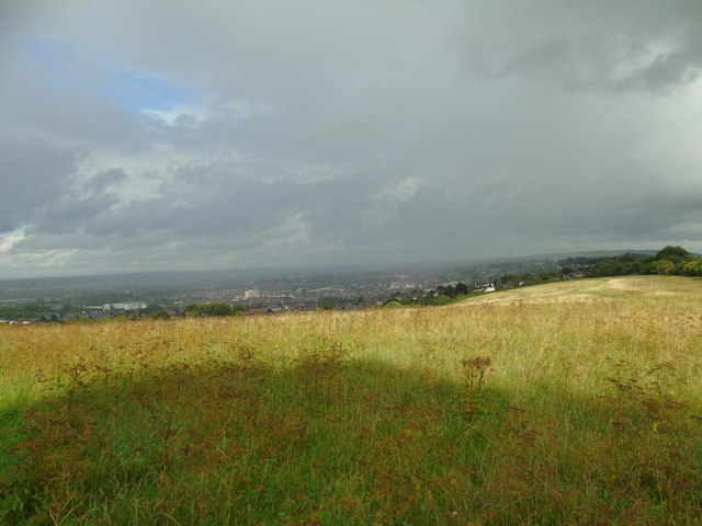 Guildford (from the west)
