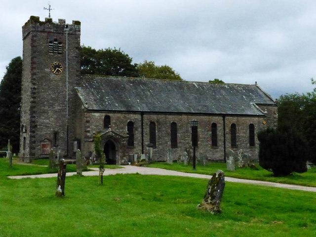 St. Oswalds Church Ravenstonedale