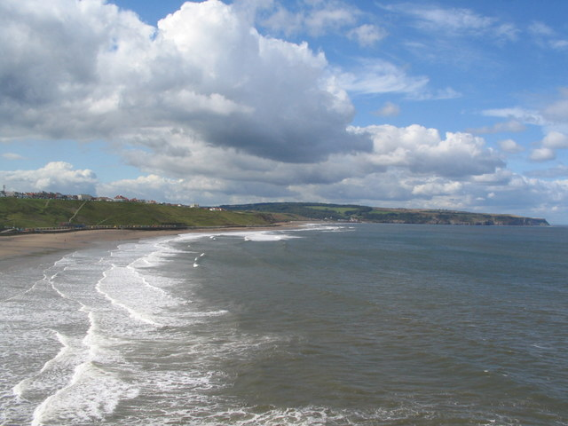Whitby West Cliff to Sandsend