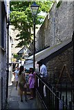 SP5106 : St Helen's Passage by N Chadwick