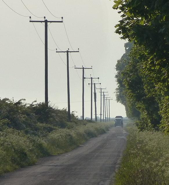 Lane to Stone Creek