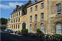SP5106 : South Block, Wadham College by N Chadwick