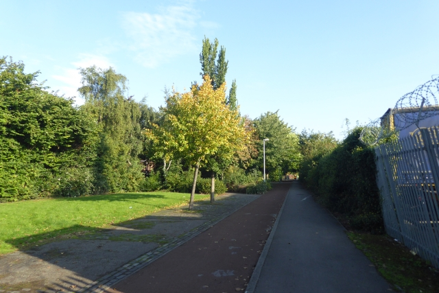 Path to Birkdale Way