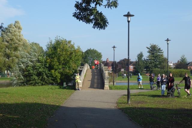 Bridge in East Park