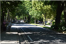 SP5106 : Parks Rd by N Chadwick