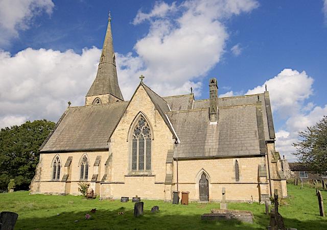 Church of St John, Welburn