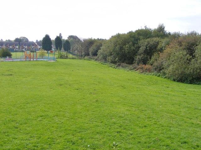 Wooded Railway Line