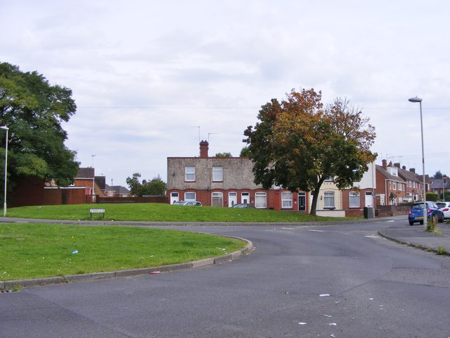 Norwood Road Island