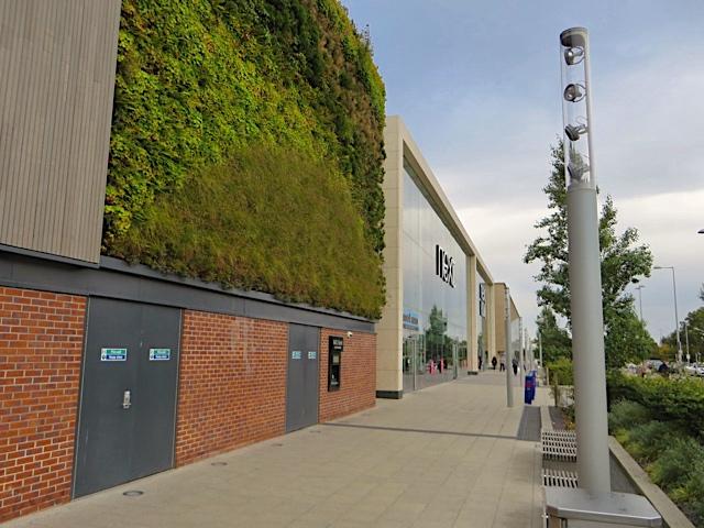 Vangarde Retail Park near York