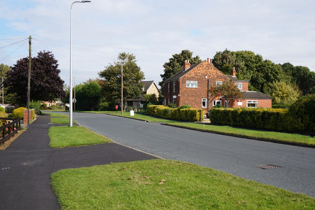 Bluestone Lane, Immingham