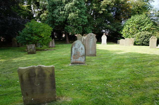 St Andrews Churchyard, Immingham