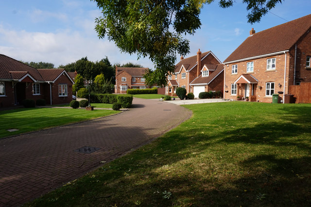 Stansfield Gardens, Immingham